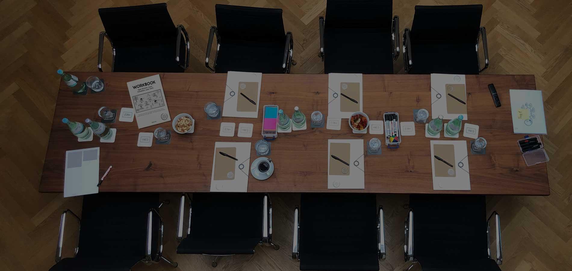 Agile Business Coach Ausbildung - ONLINE -